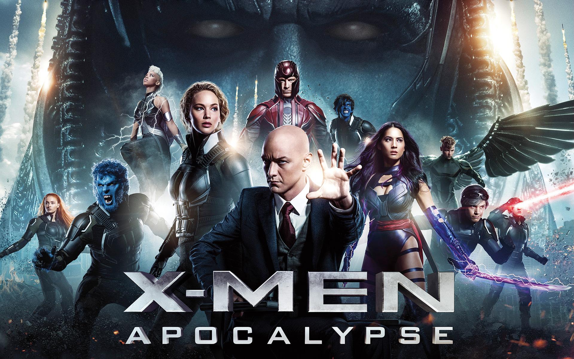 X-Men: Apocalipse estréia nessa quinta-feira no cinema da BR