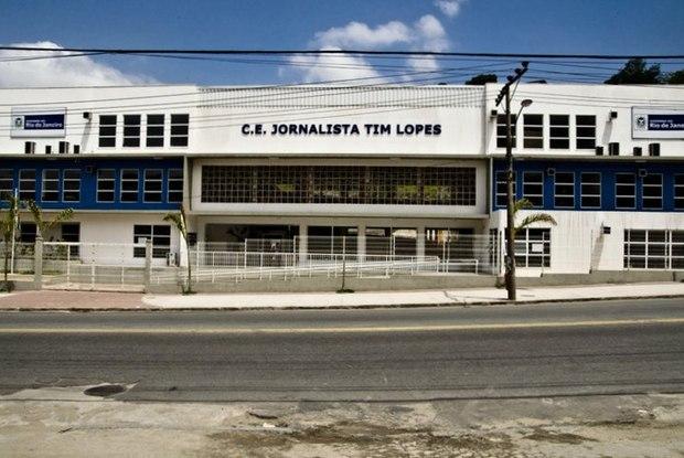 CET-Rio vai implantar sinal de trânsito em frente ao Colégio Tim Lopes
