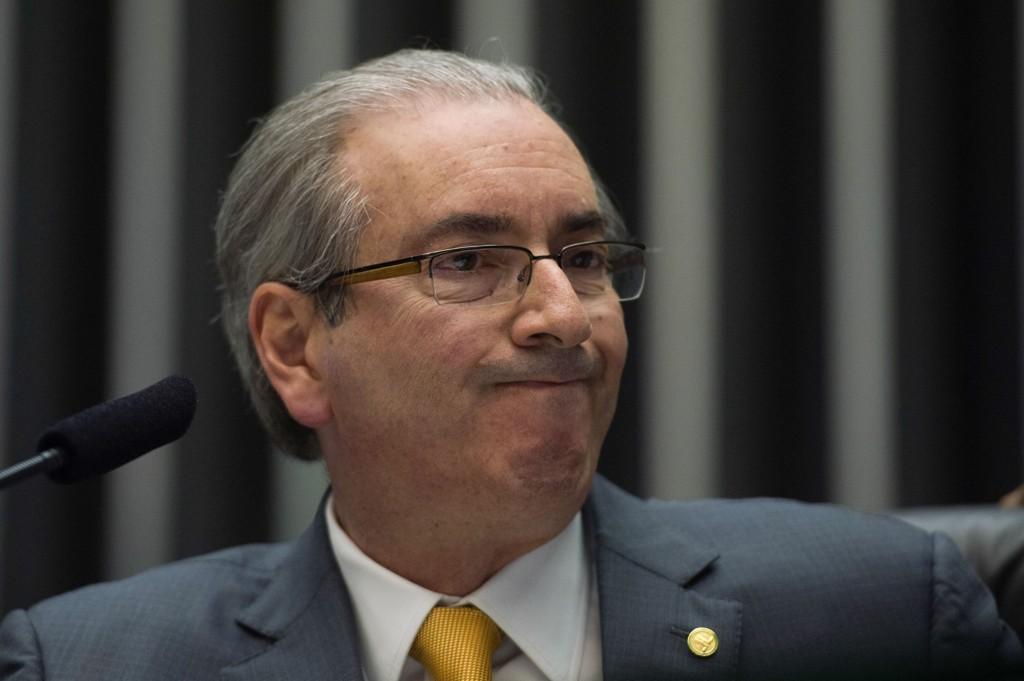 Eduardo Cunha é BI na Lava-Jato
