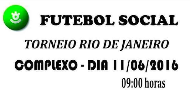 Grande torneio de futebol acontece neste sábado na Vila Olimpica do Alemão