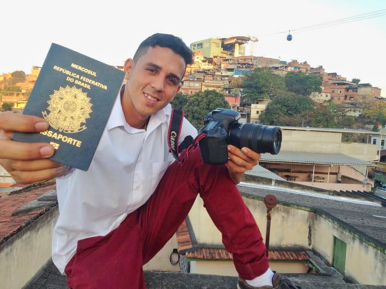 Bruno Itan representa Foto Clube em exposição na Alemanha