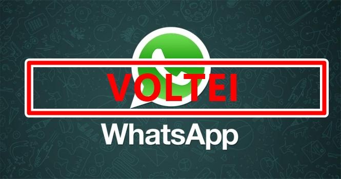 URGENTE: Determinação do STF quebra decisão de bloquear Whatsapp