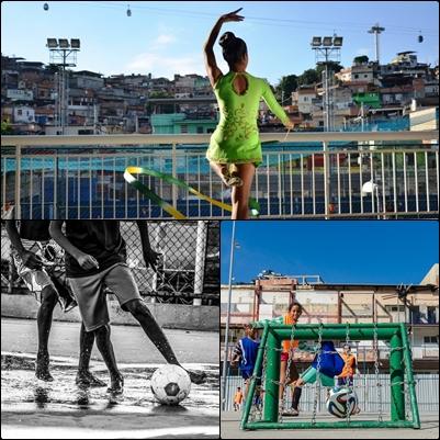 Fotógrafo do Voz da Comunidade fica entre os três vencedores do concurso de fotografia do Viva Rio