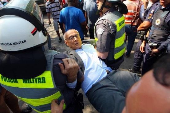 Um político do PT que não é preso por corrupção
