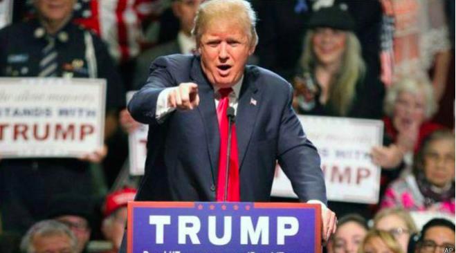 #OPINIÃO: O Efeito Trump: E porque os americanos não podem elegê-lo