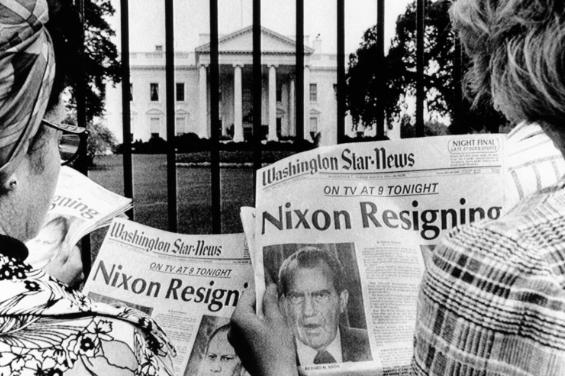 Watergate e a manutenção do poder