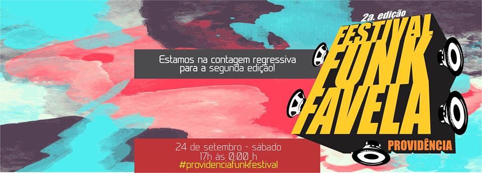 II Festival Funk Favela agita o Morro da Providência