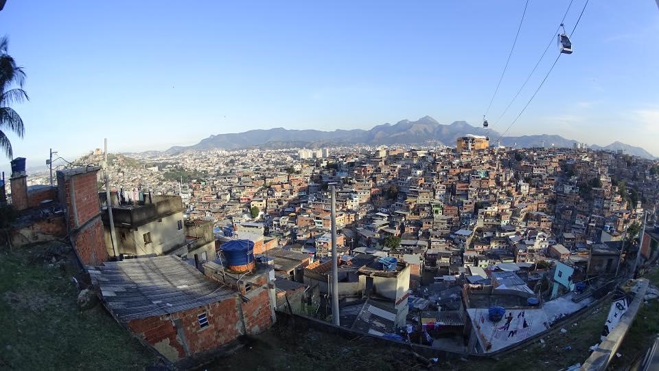 Numa Favela chamada Brasil…