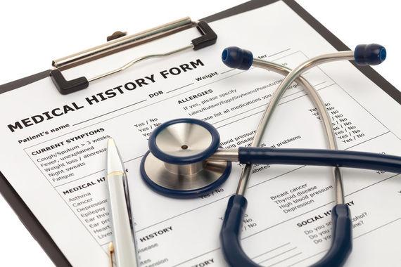 Histórico Médico: ferramenta de transparência