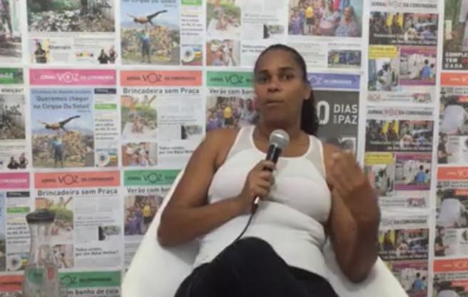 Fryda Luci, candidata a vereadora do PRP conta porque decidiu entrar na política
