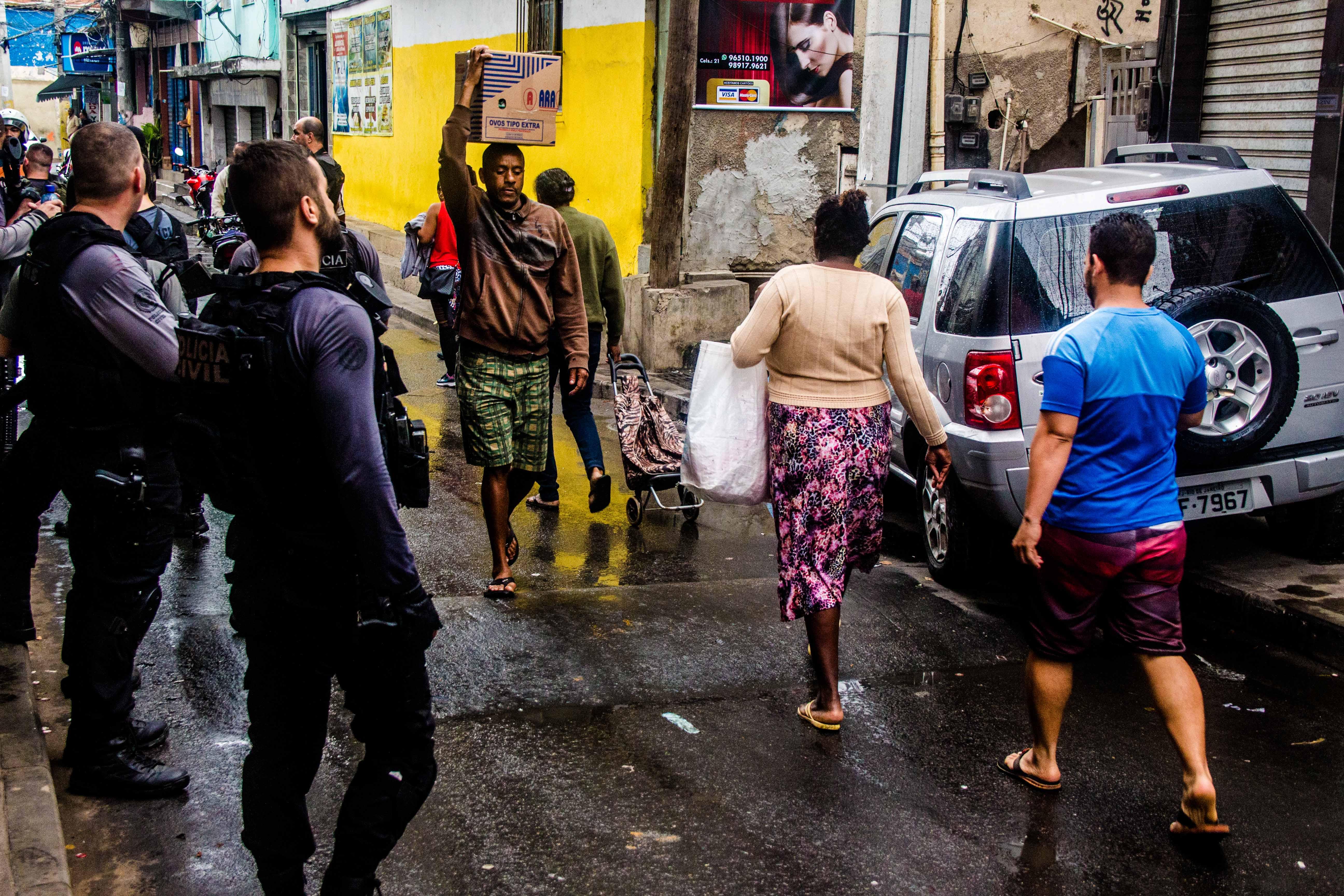 Foto: Bento Fabio/Jornal Voz da Comunidade
