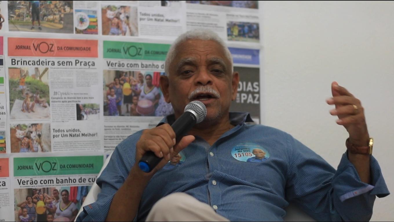 Candidato a vereador, Jorginho da SOS fala sobre propostas em entrevista ao vivo