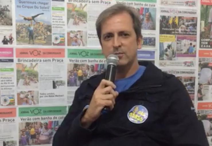 Professor Calvinho (PSD) contou sobre suas propostas políticas