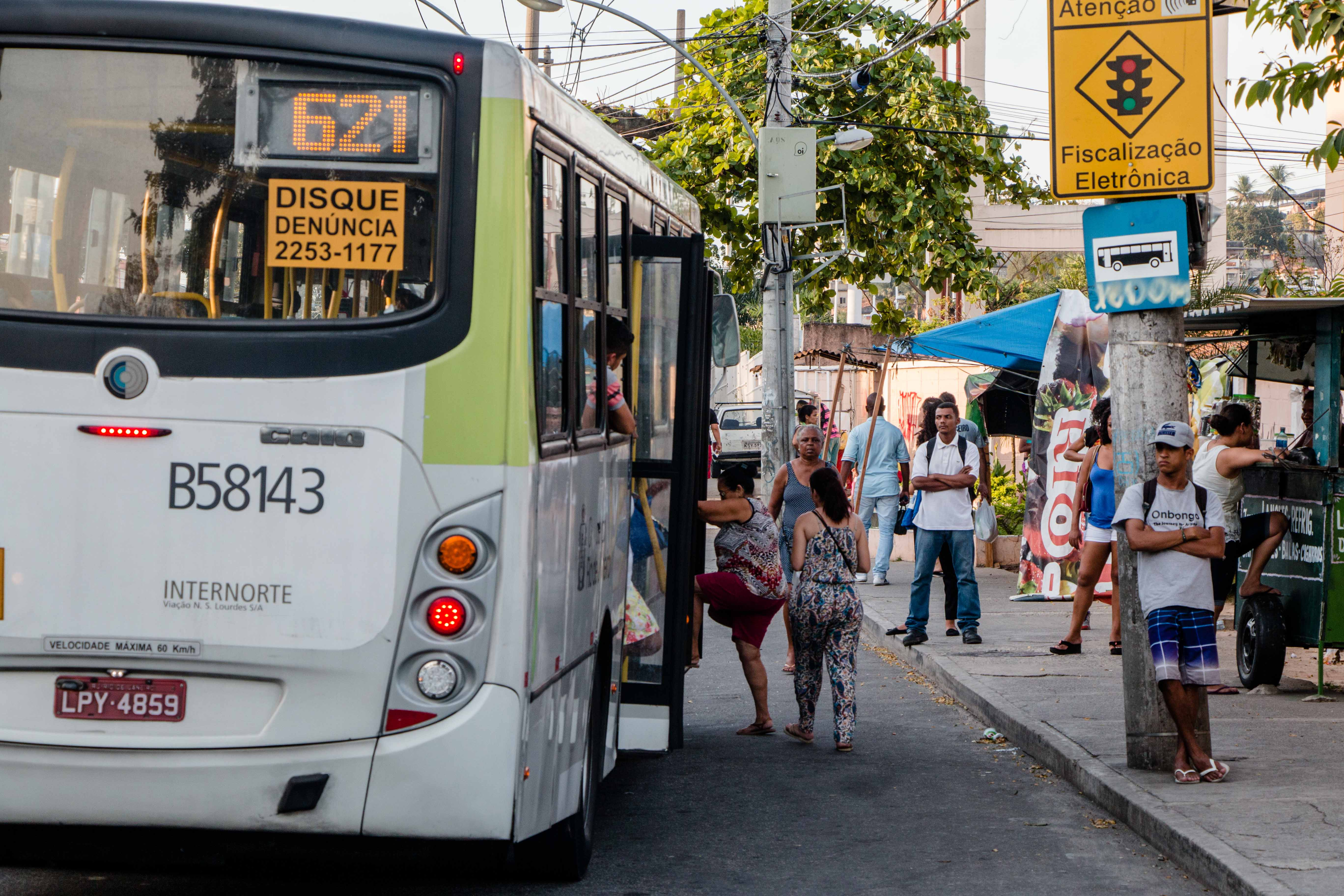 Passagem de ônibus está mais cara no Rio de Janeiro