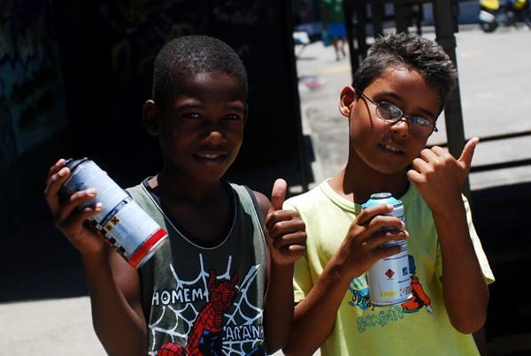 Faltam dez dias pro maior evento voluntário de graffiti no mundo