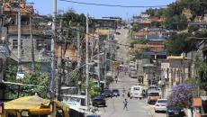 Rua Arapá, um dos acessos do Morro do Adeus - Foto: Betinho Casas Novas