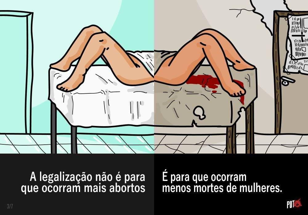#Opinião: Aborto