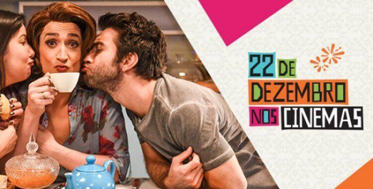 Minha Mãe é uma Peça 2 estréia hoje (22/12), no cinema do Complexo do Alemão