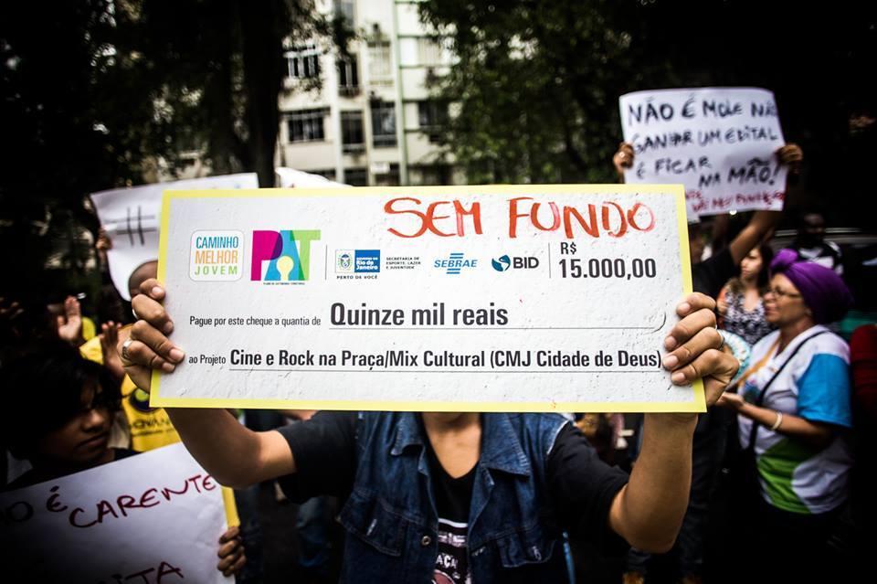 CMJ suspende R$720 mil de incentivo a 48 projetos