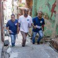 A iniciativa acaba com a dificuldade que os moradores da favela passam por ter que buscar suas cartas nas unidades dos Correios da Penha - Foto: Renato Moura/Jornal Voz Das Comunidades