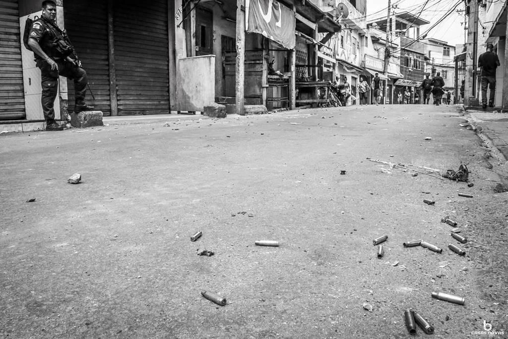Paz nas Favelas: Uma utopia ou um futuro não tão distante assim?