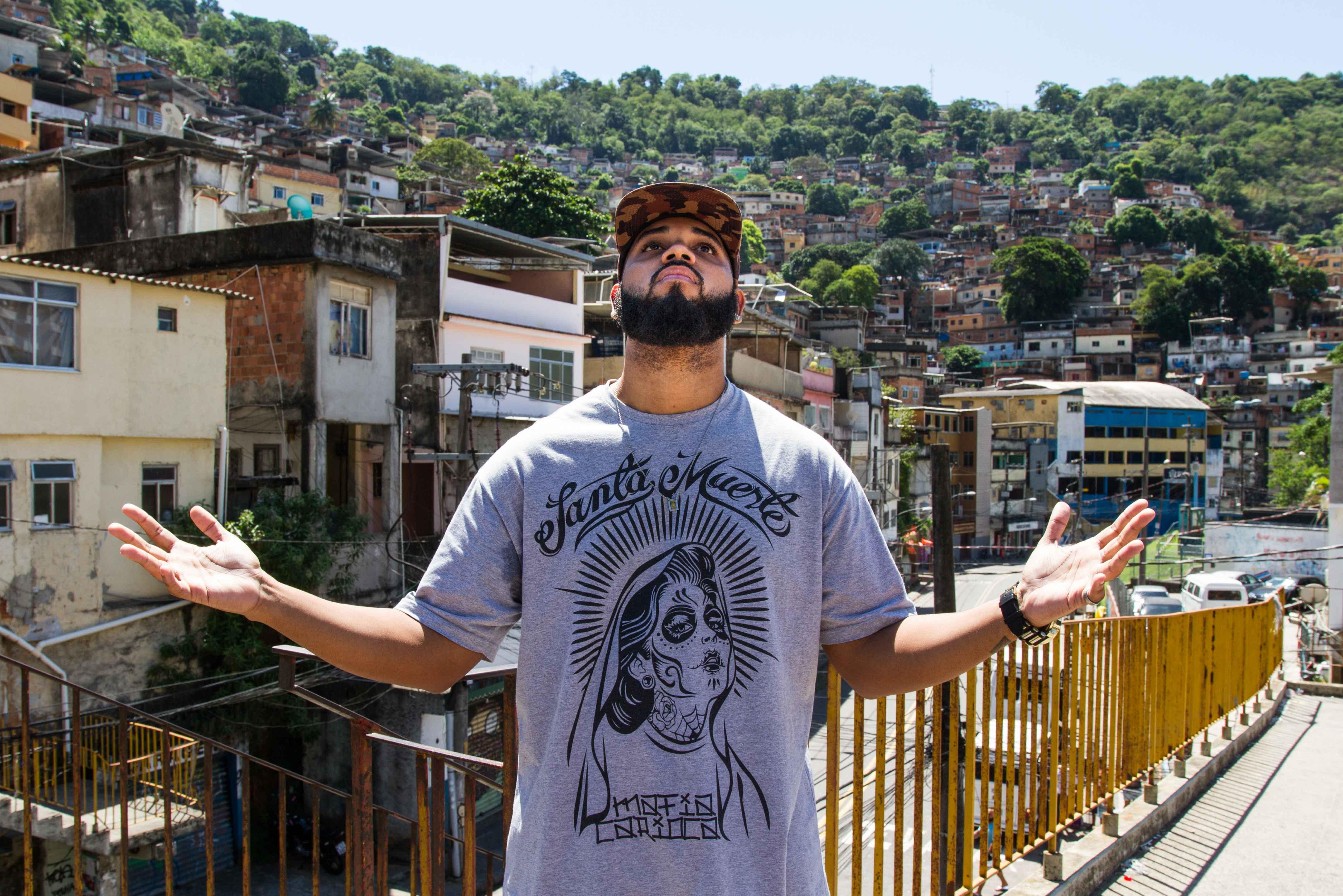 RAP: A voz e a vez da comunidade do Morro do Borel