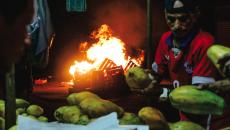 MORADORES TIVERAM COTIDIANO ALTERADO POR CONTA DE VIOLÊNCIA EM PROTESTO - Foto: Bruno Itan