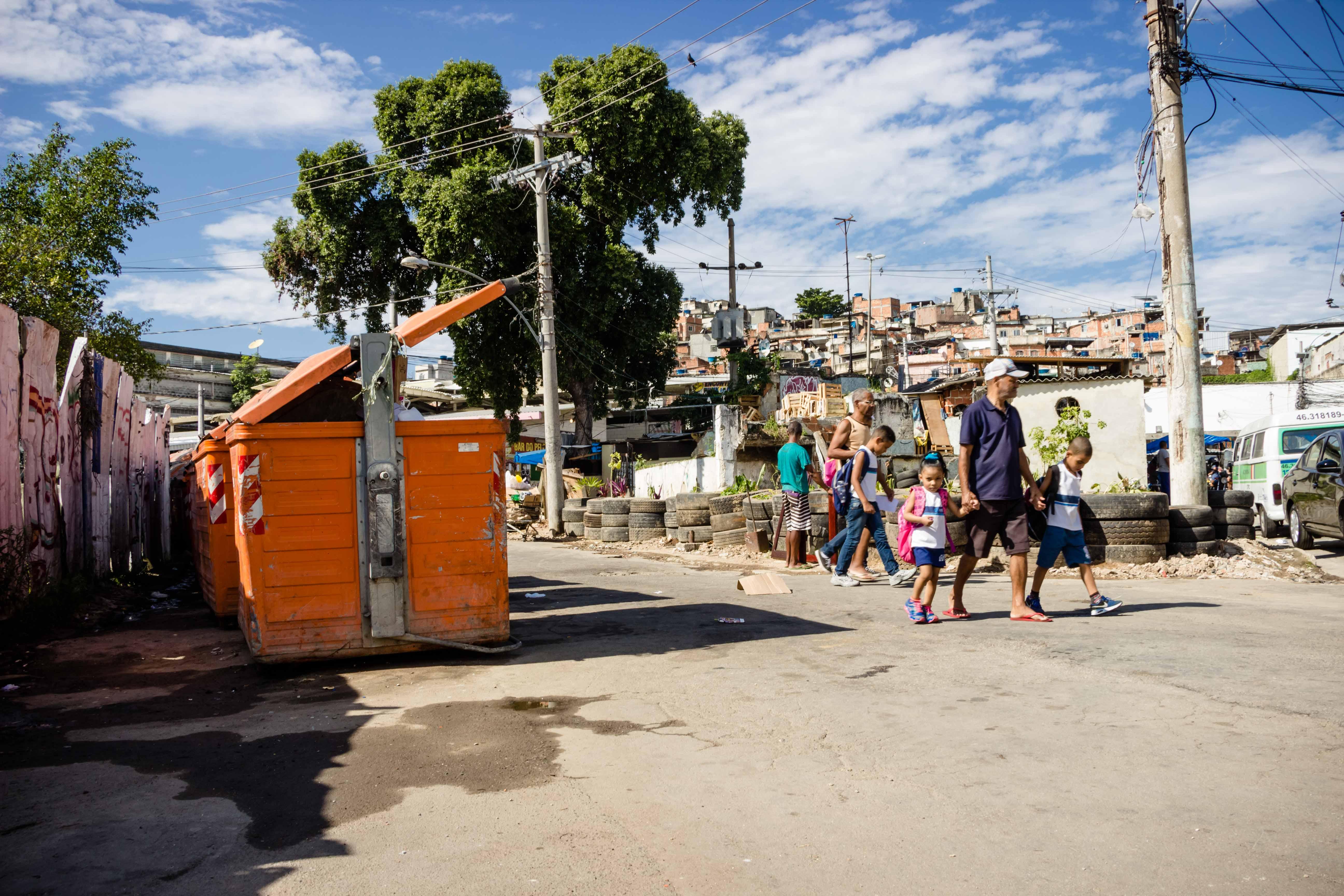 Foto: Renato Moura/Voz Das Comunidades
