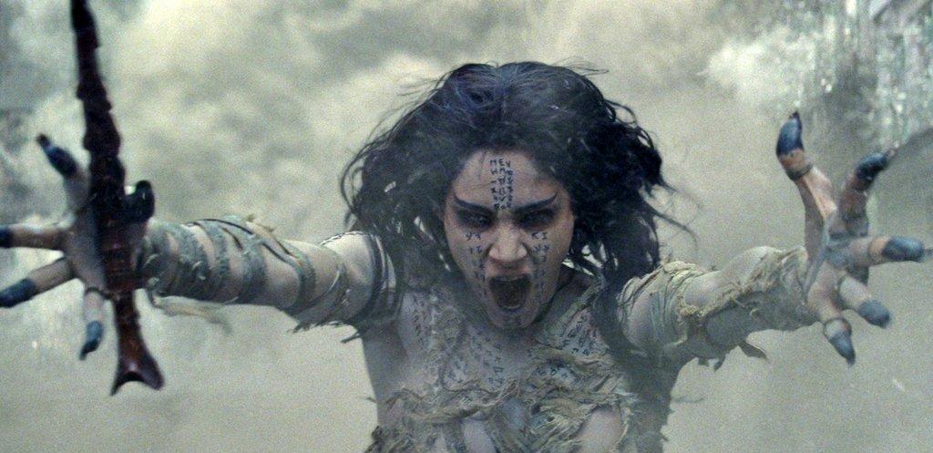 Filme 'A Múmia' estréia nessa quinta-feira no Cinema do Complexo do Alemão