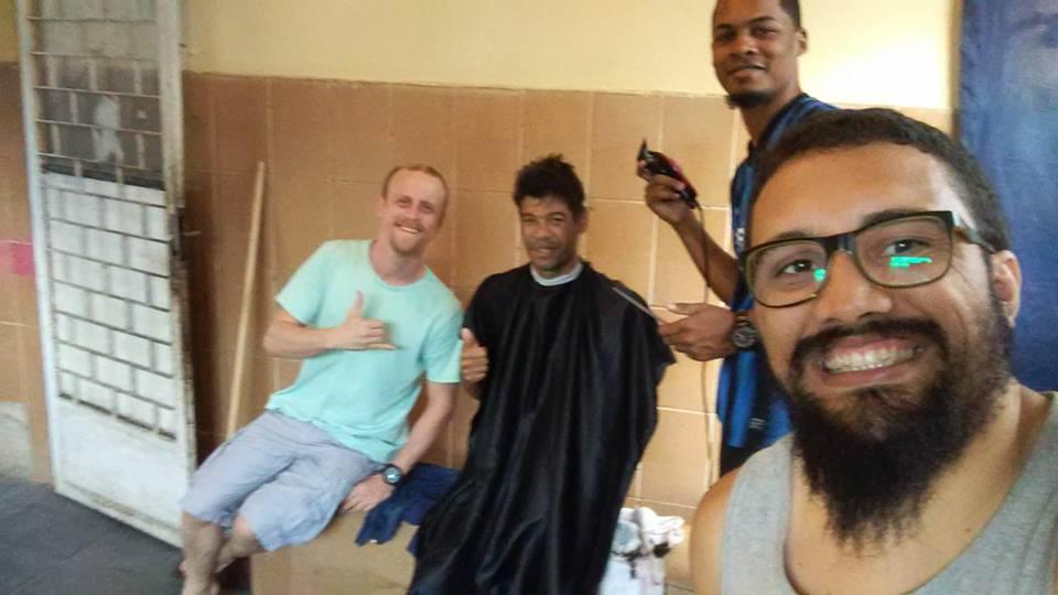 Pastor promove atividades sociais no território da Vila Kennedy