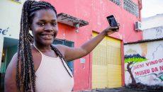 Ana Helena Pisponelly - Foto: Renato Moura/Voz Das Comunidades