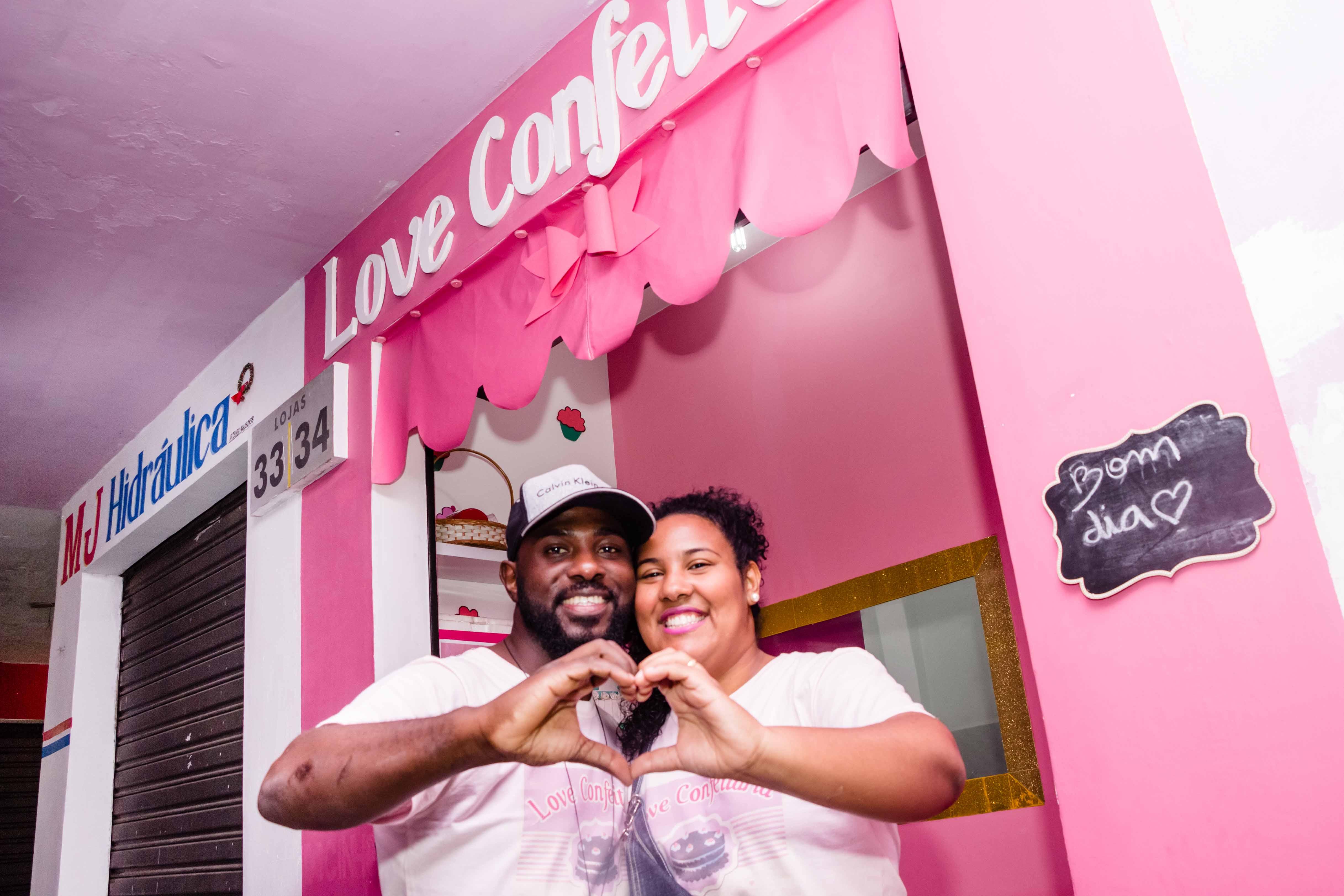 Love Confeitaria: uma doce história de amor da Cidade de Deus