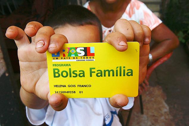 Bolsa Família vai dobrar para moradores de favelas