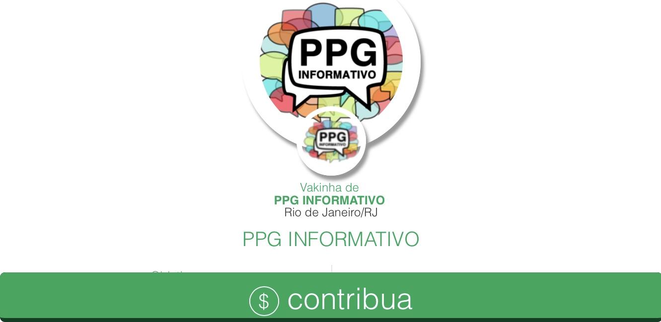 Após quebra de computador, PPG informativo faz vaquinha online