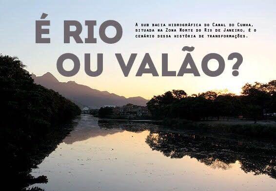"""Documentário """"É Rio ou Valão?"""" estreia terça-feira na Fiocruz"""