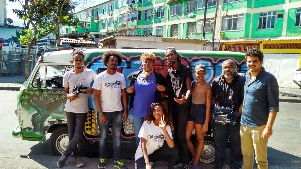Depois de 15 anos, único disco de Nega Gizza inspira documentário
