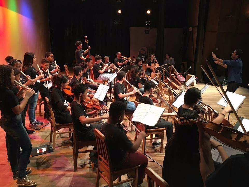 Orquestra da Rocinha será destaque em evento na Zona Portuária