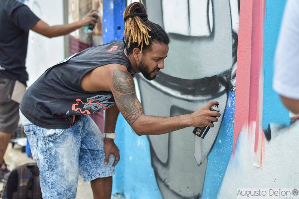 MODU realiza a terceira edição do ARTVIDADE na Vila Kennedy