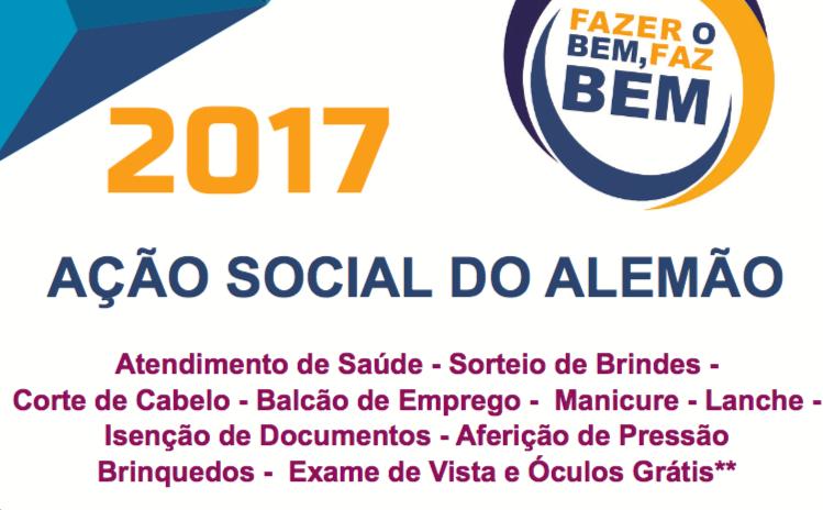 Coletivo realiza ação social gratuita no Complexo do Alemão neste sábado (28)