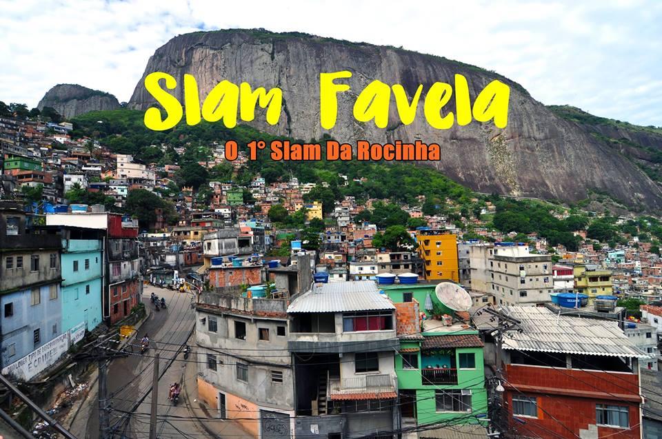 Rocinha será palco do Slam Favela em novembro