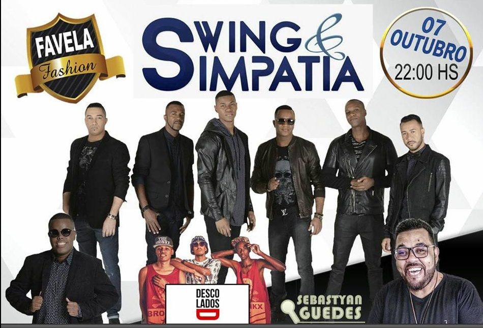 Quadra do Fumacê recebe Swing e Simpatia no próximo sábado (7)