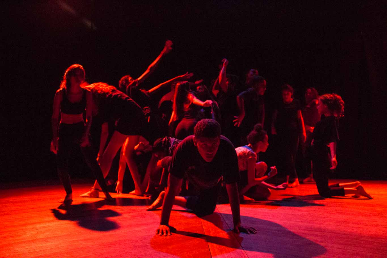 Teatro Megaroc - Foto: Matheus Mesquita