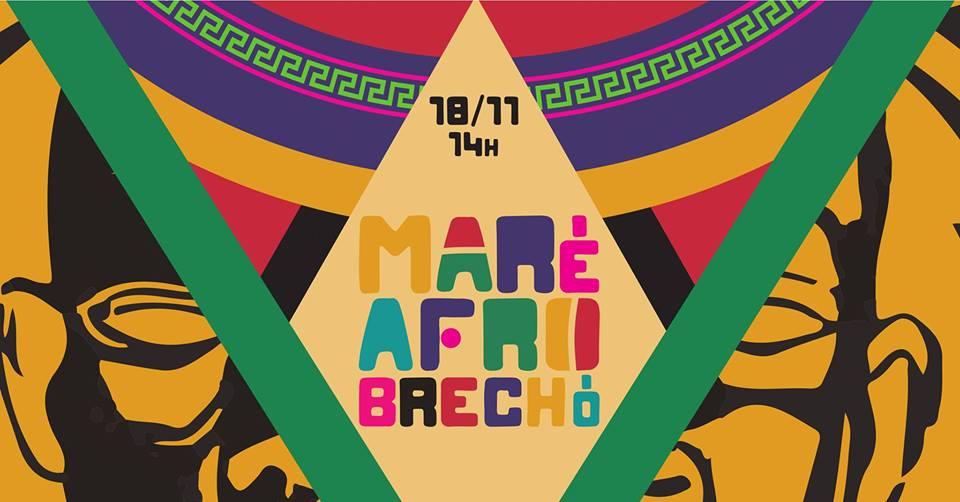 Lona Cultural da Maré apresenta Maréafrobrechó