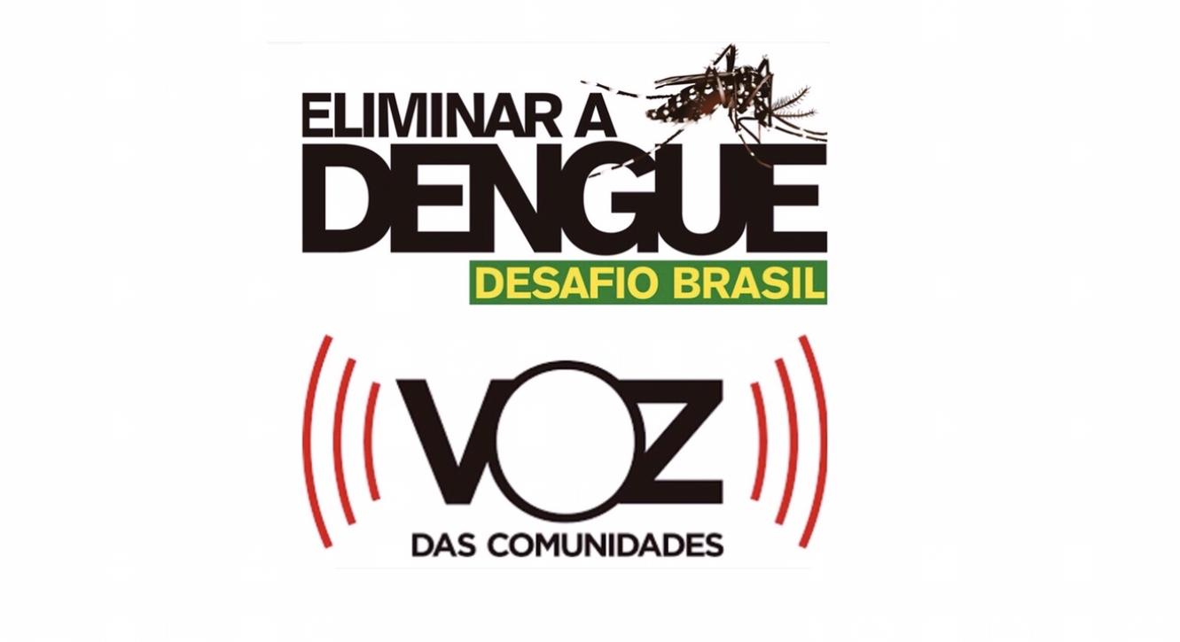 Voz das Comunidades faz parceria com Fiocruz no combate a dengue, Zika e chikungunya