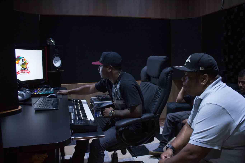 Nasce um novo estúdio musical na Vila Vintém