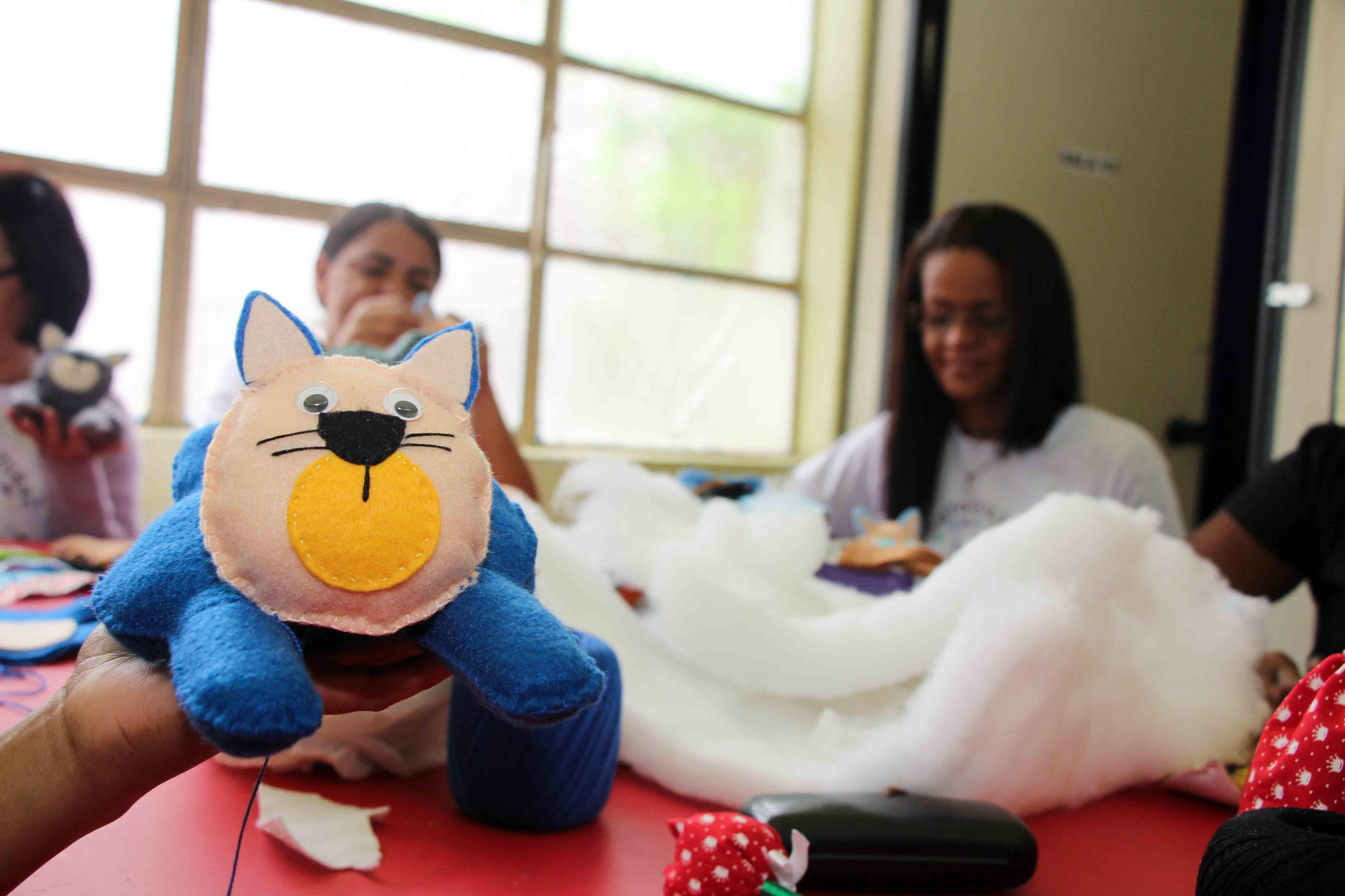 ONG que auxilia mais de 100 crianças passa por problemas financeiros na Penha