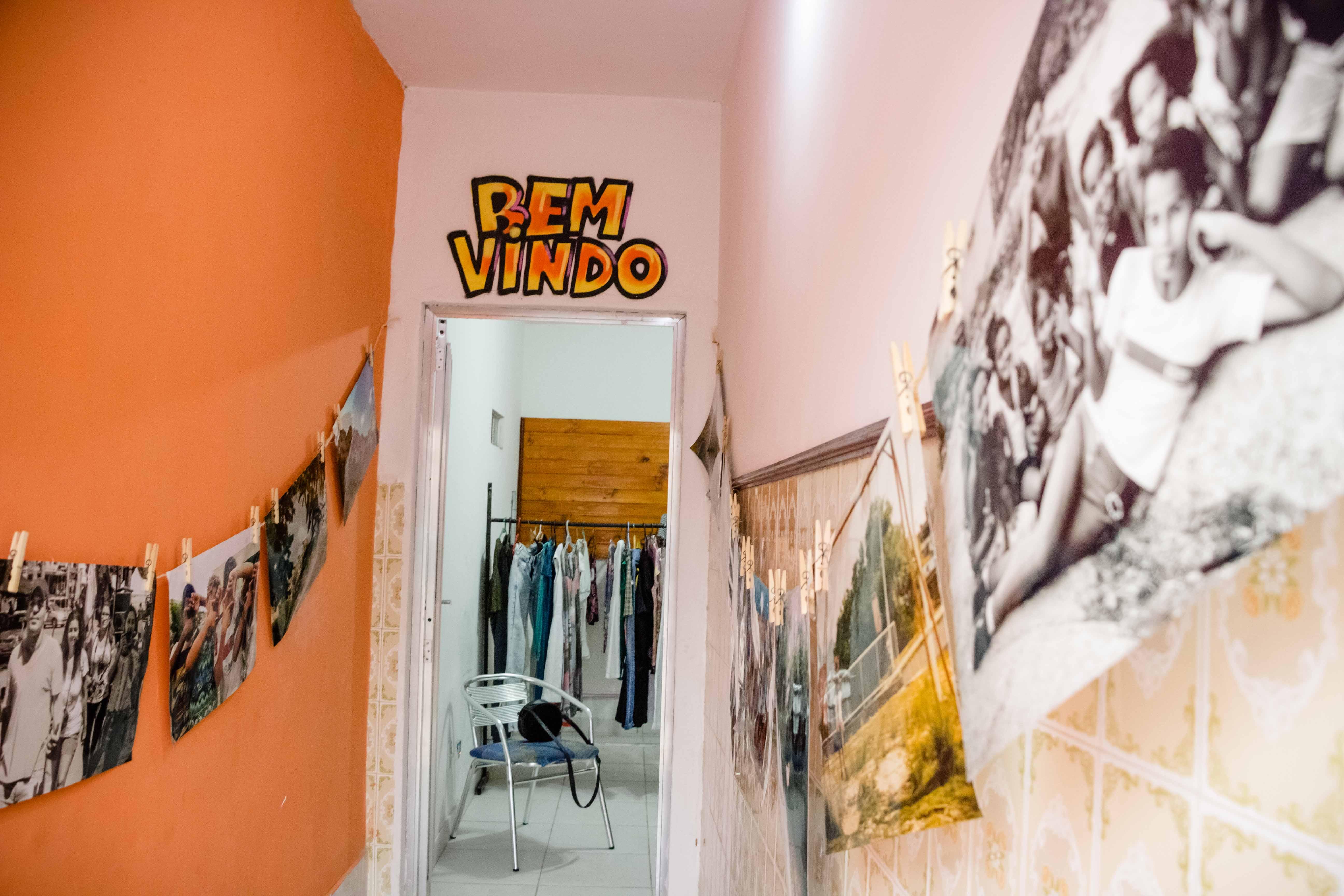 Casa Dona Amélia: Um novo espaço de acolhimento na Cidade de Deus