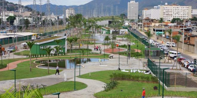 Manual do Rolé – Parque de Madureira