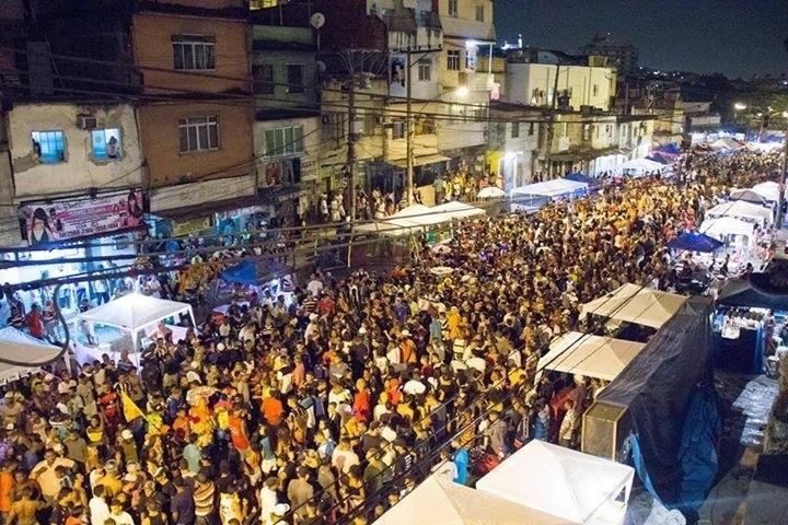 Carnaval do Triângulo na Estrada do Itararé é cancelado