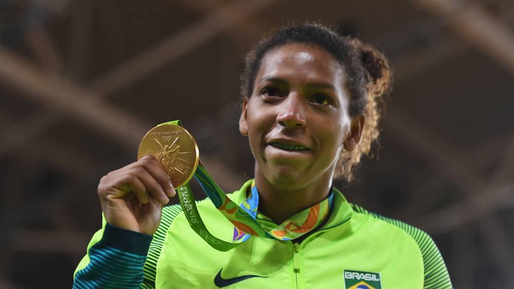 Rafaela Silva, medalhista olímpica, sofre preconceito em abordagem policial